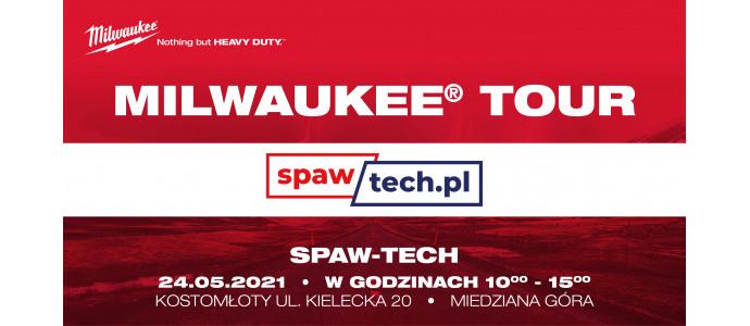 Milwaukee Tour 2021- pokazy elektronarzędzi i akcesoriów Milwaukee